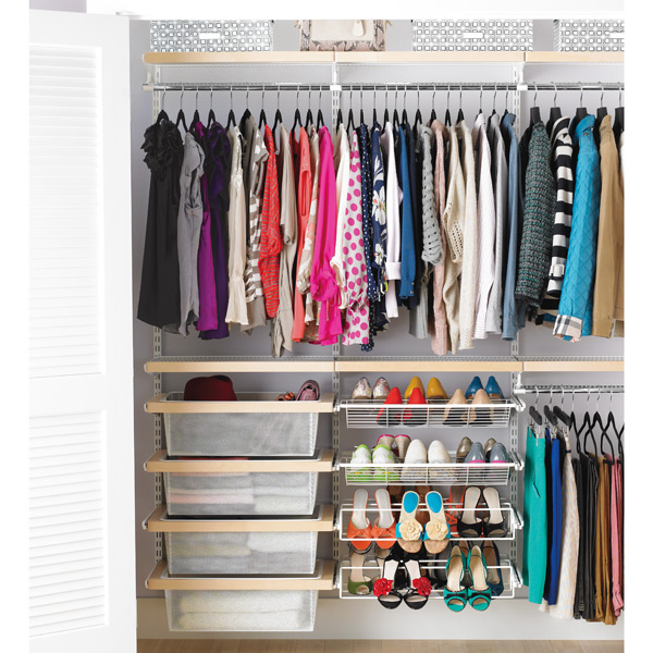Clothes Closet Organization Ideas Part - 19: Appleshine 2