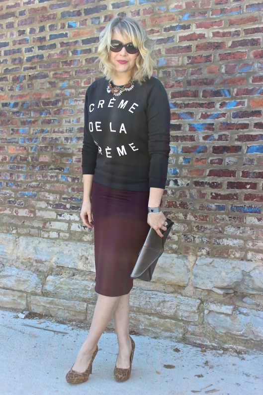 Carrie M Sweatshirt
