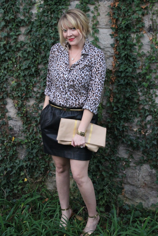 Carrie M Leopard 1