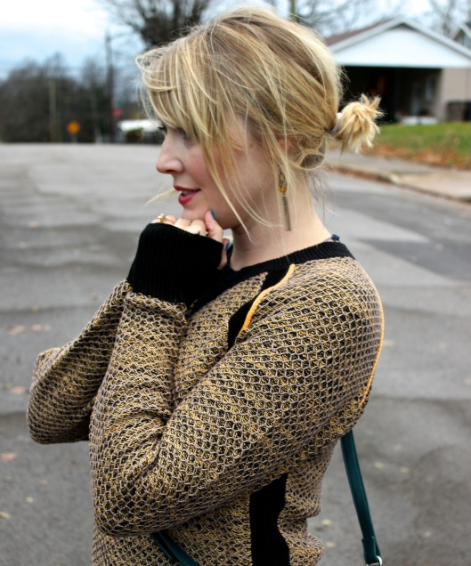Carrie M Sweater 1