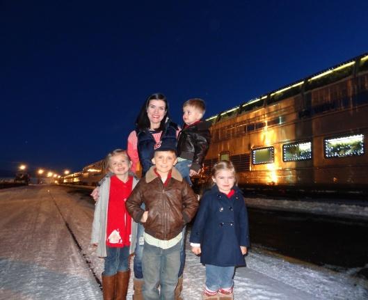 Christmas Train 26