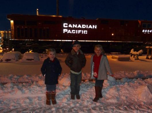 Christmas Train 27