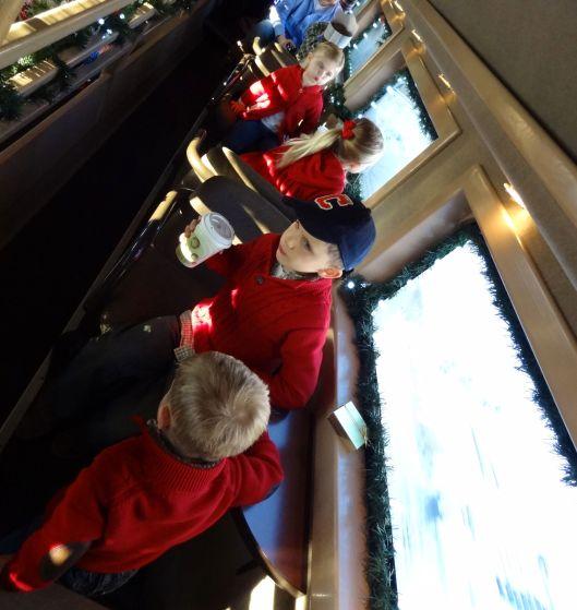 Christmas Train 9