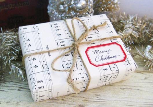 giftwrap music