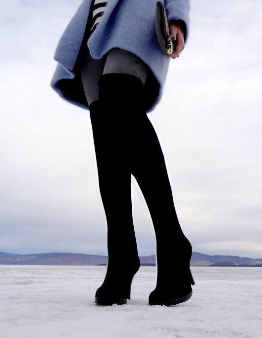 Carrie J Oversize Coat 4
