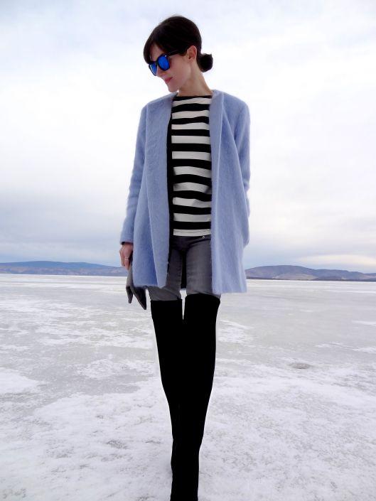 Carrie J Oversize Coat 5