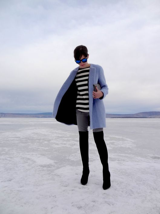 Carrie J Oversize Coat 6