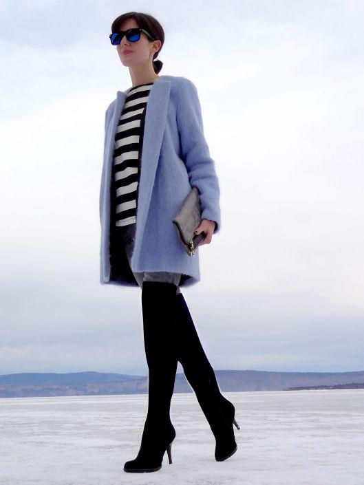 Carrie J Oversize Coat 8