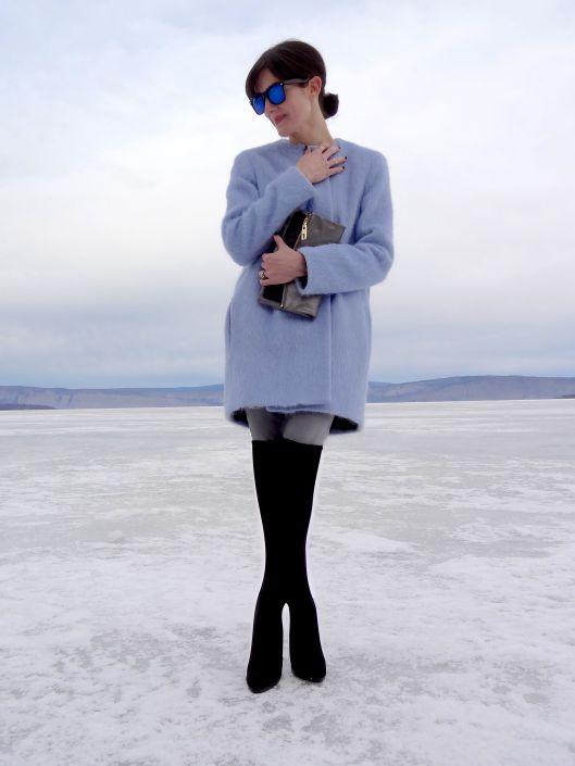 Carrie J Oversize Coat 9