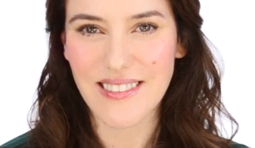 lisa eldridge everyday winter look