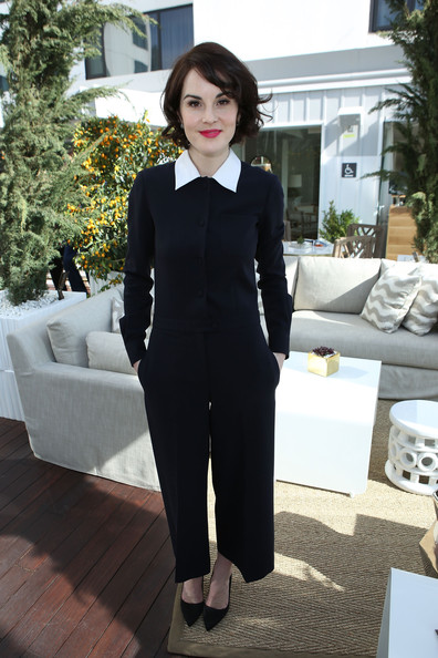 Michelle Dockery DuJour full 1