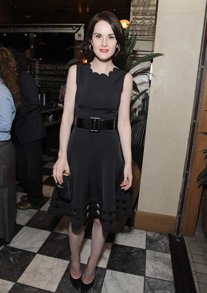 Michelle Dockery GG HBO full