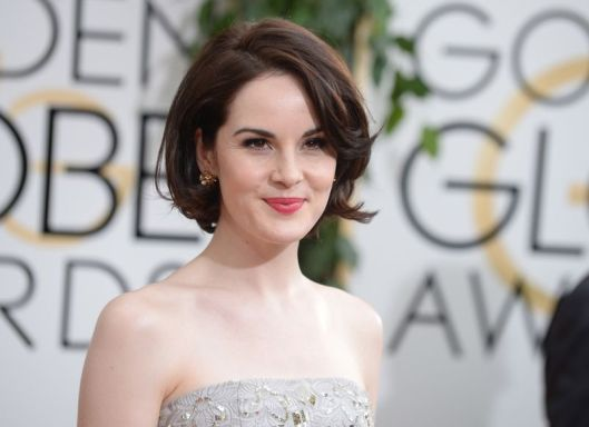 Michelle Dockery GG