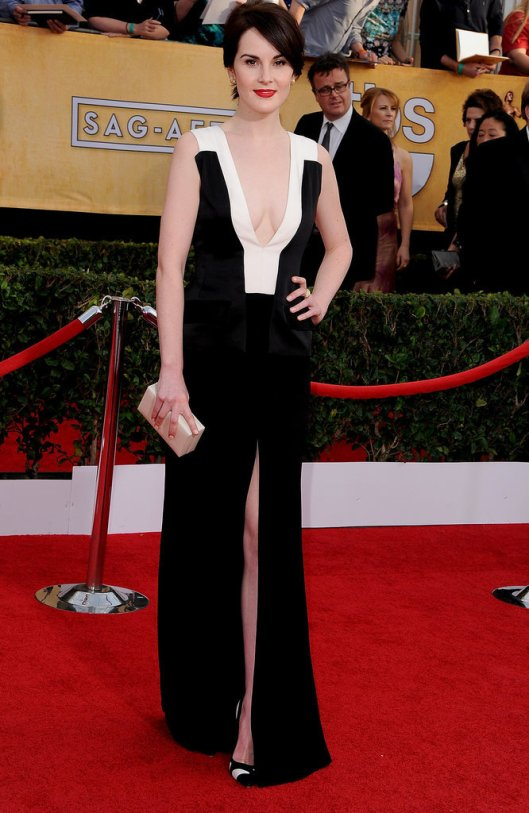 Michelle-Dockery-SAG-Awards-2014