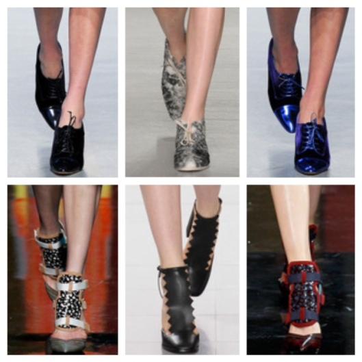 LFW14 Shoes