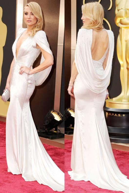 Oscars Kate Hudson Atelier Versace harpersbazaar